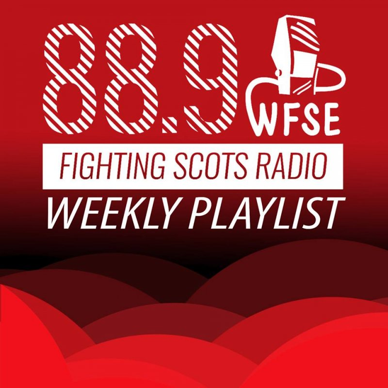 WFSE 88.9 Top 10 Weekly Playlist  by WFSE Radio
