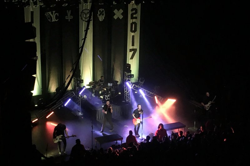 Yellowcard plays final Detroit show by Dakota Palmer