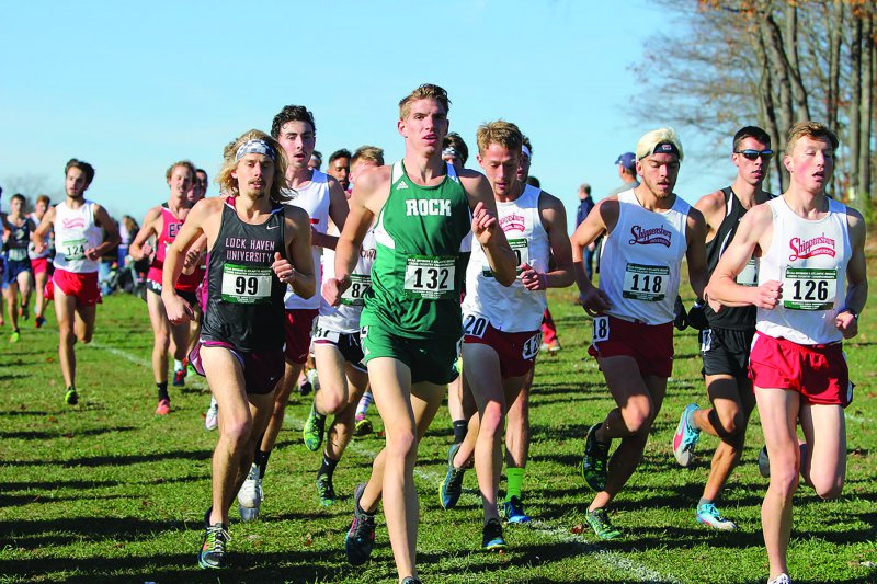 St. Leo hosts XC nationals by Mike Lantinen