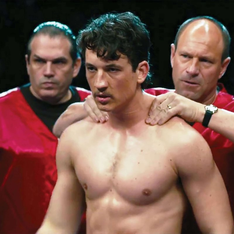'Bleed for This' gets saved by the bell by Gabriel Hypes