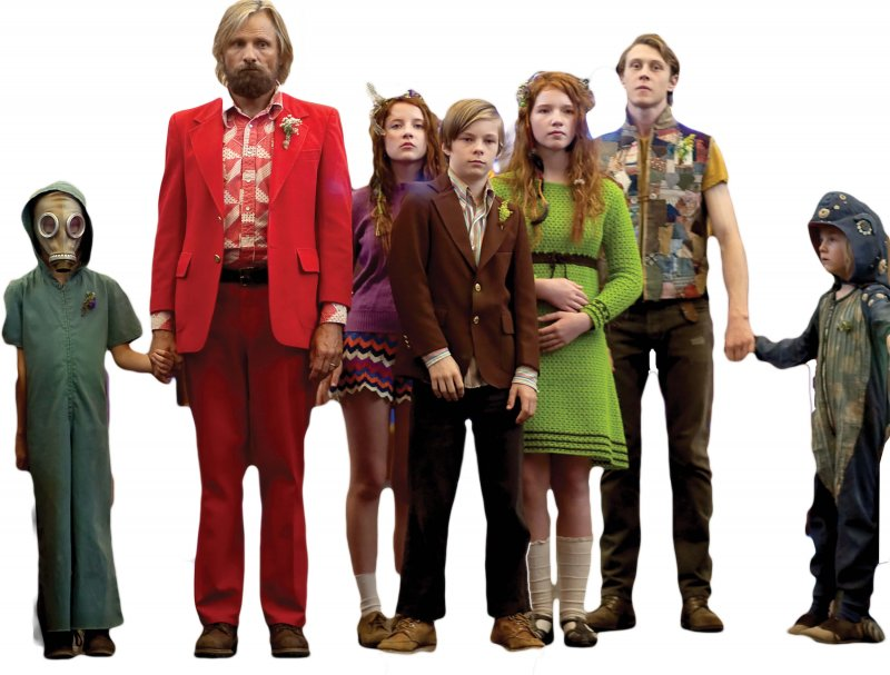 'Captain Fantastic' leaves a huge impression by Gabriel Hypes