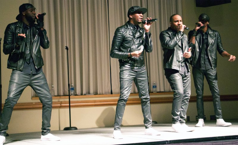 Kazual serenade Edinboro with an a capella showcase in Frank G. Pogue Student Center by Madi Gross
