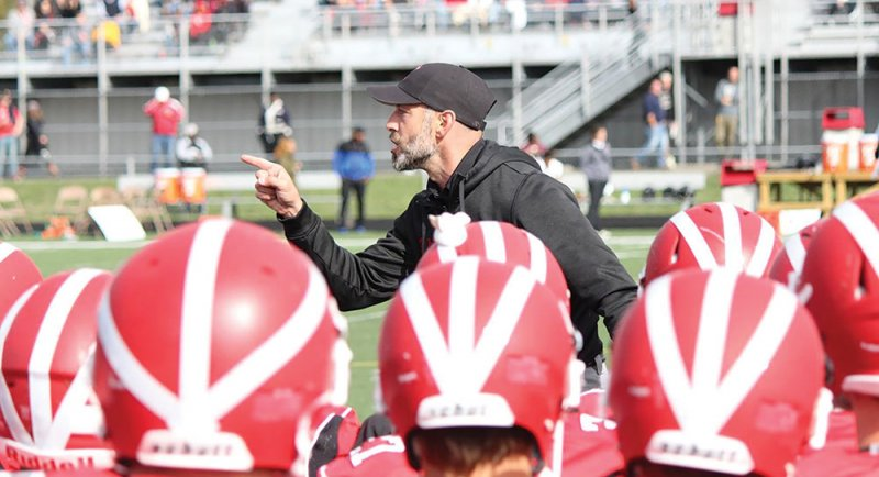 BREAKING: Edinboro football head coach resigns  by Drew Patrick