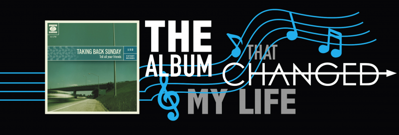 Spectator Music presents: the album that changed my life— Tell All Your Friends by Kimberly Firestine