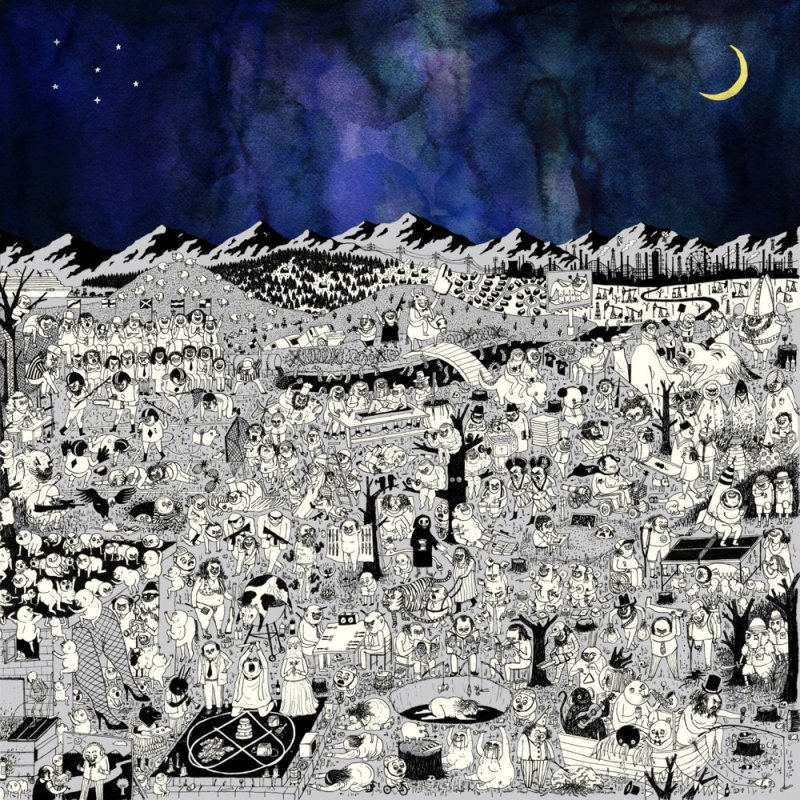 Father John Misty defines life as 'Pure Comedy' in new release by Natalie Wiepert