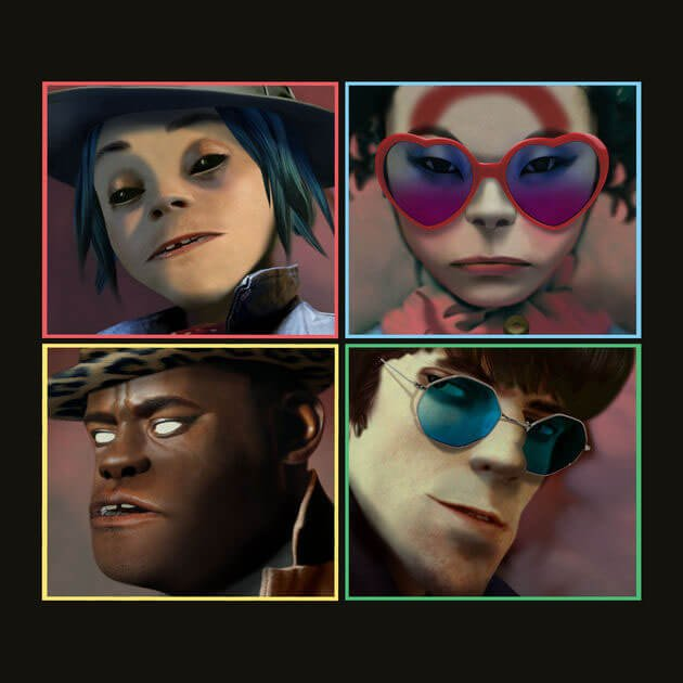 Gorillaz return with mainstream magic by Britton Rozzelle