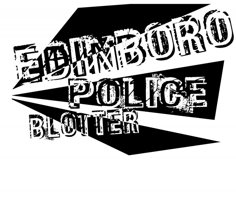 Police Blotter — week of May 3 by The Spectator
