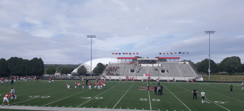 Watch: Football vs Lake Erie College by Edinboro Television