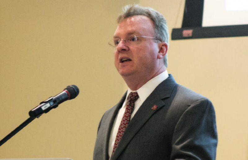 Walker elaborates on Edinboro's 10-Year plan by Dakota Palmer