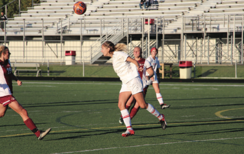 Lock Haven's stout defense holds Edinboro scoreless in home match by Madi Gross