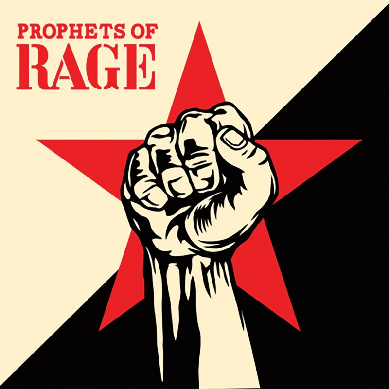 The Freshmen Series: Prophets of Rage releases self-titled album by Dakota Palmer