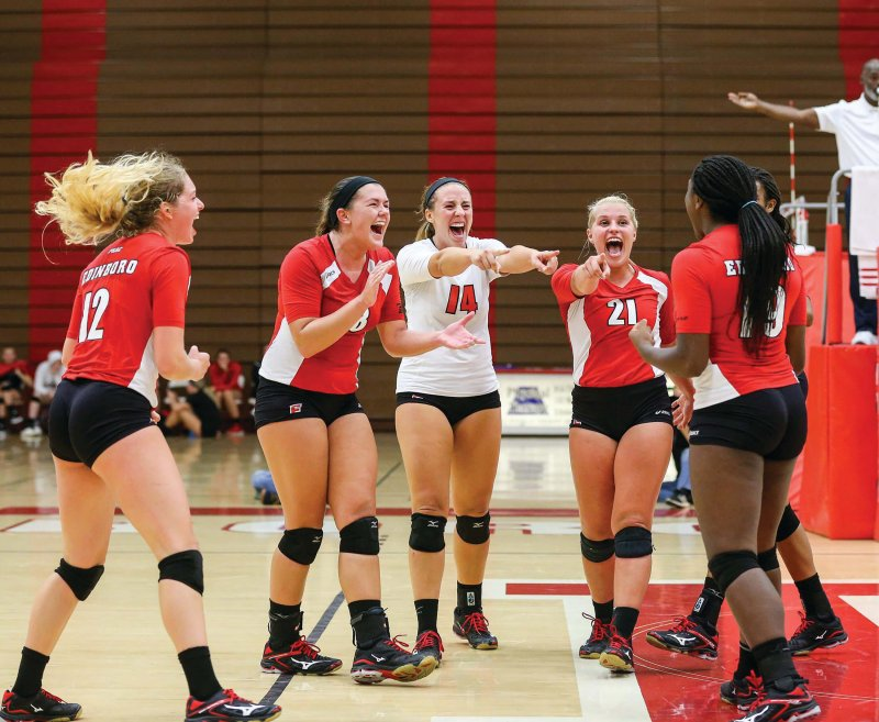Edinboro Fighting Scots go undefeated at recent tournament by Madi Gross