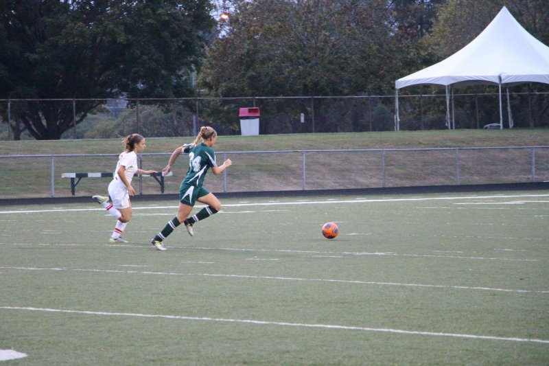Women's soccer ties in home match-up, loses to West Chester by Madi Gross