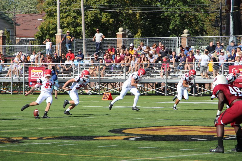 Gannon's win drops Edinboro to 3-3, eclipsing losses from 2017 by Mike Lantinen