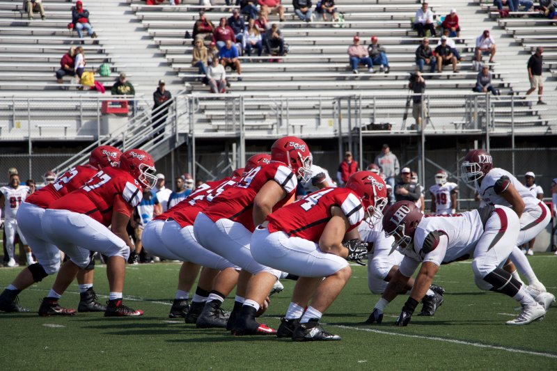 Watch: Edinboro vs. Mercyhurst FB by Edinboro Television