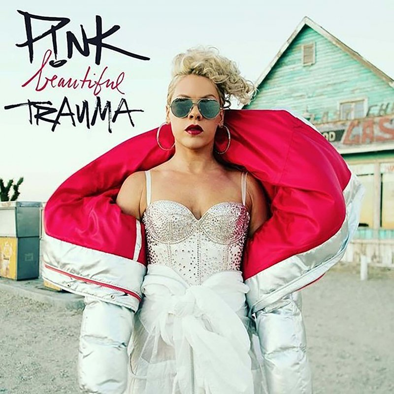 Review: P!nk — Beautiful Trauma by Madi Gross