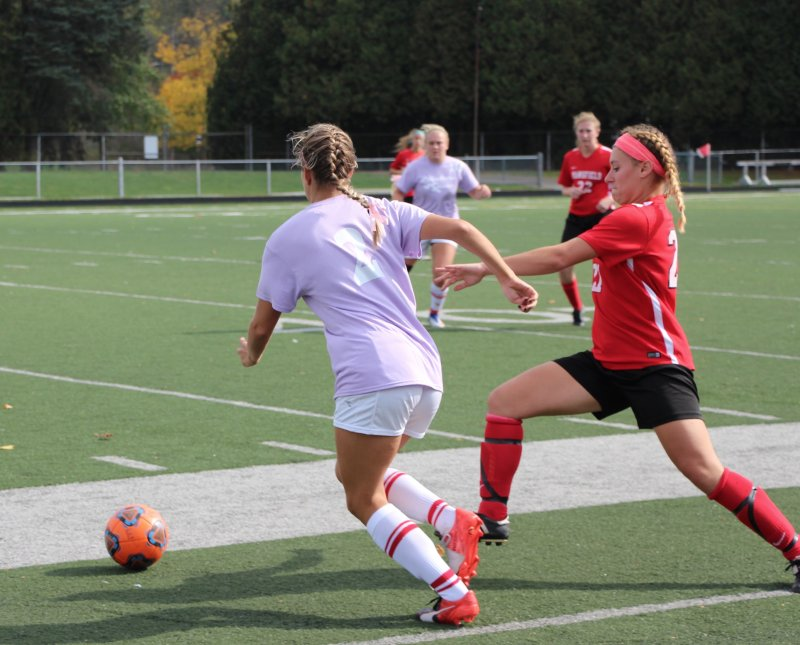 Women's soccer drops match to Indiana University of Pennsylvania  by Madi Gross