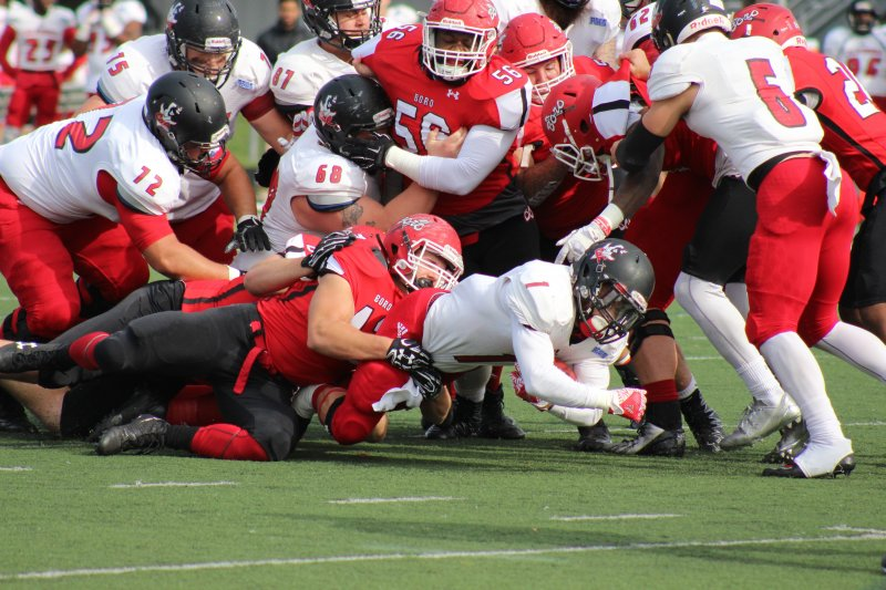 Offensive inefficiencies plague Scots in 30-13 loss to Cal U. by Mike Lantinen