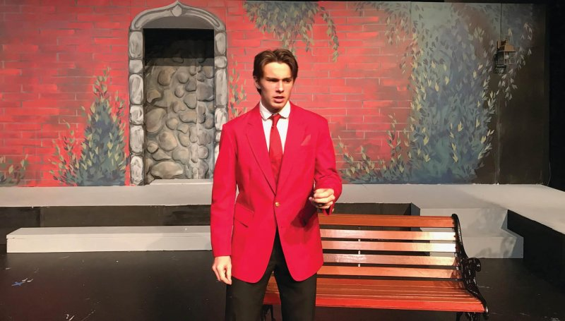 'Much Ado About Nothing,' a modern recreation from 'Boro students by Livia Homerski