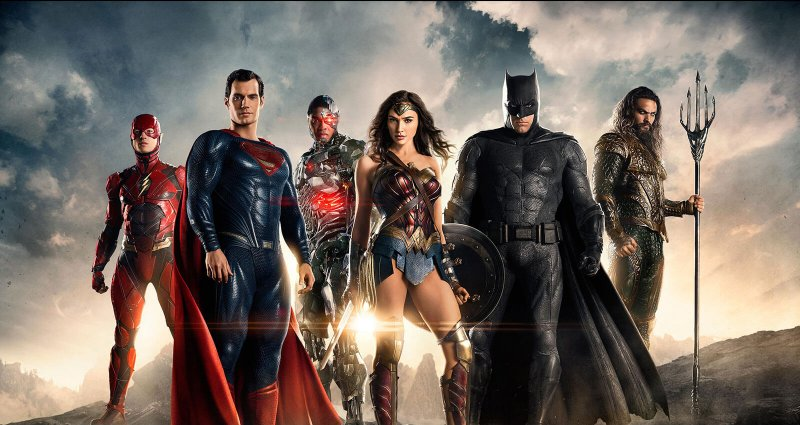 'Justice League' — In a word, fine by Britton Rozzelle