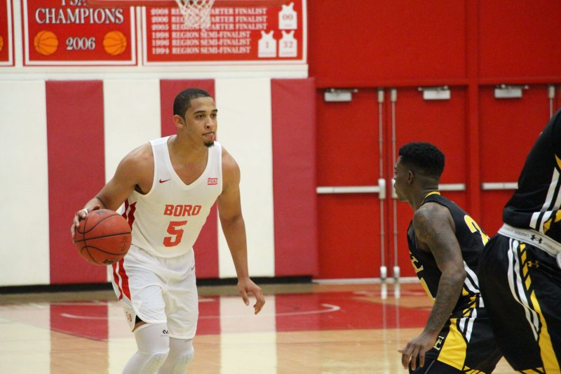 Edinboro men's basketball starts season hot by Dakota Palmer
