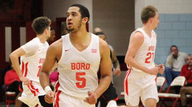 Men's basketball come back from loss with two straight wins by Erica Burkholder