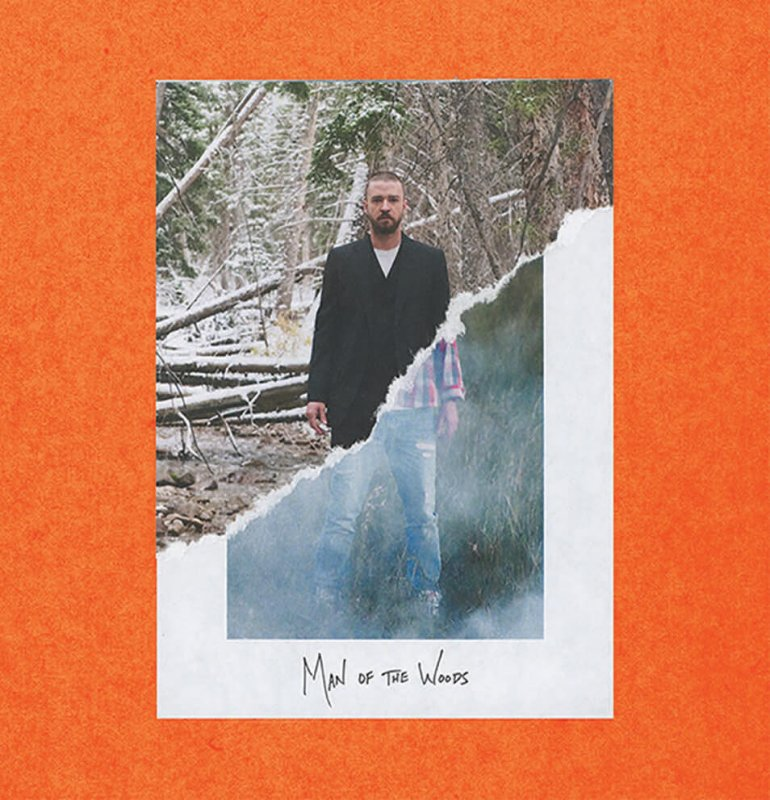 Review: Justin Timberlake — Man of the Woods by Rick Chernicky