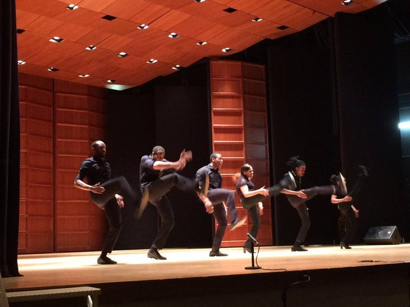 Step Afrika! brings the rhythms of Africa to Edinboro for BHM by Livia Homerski