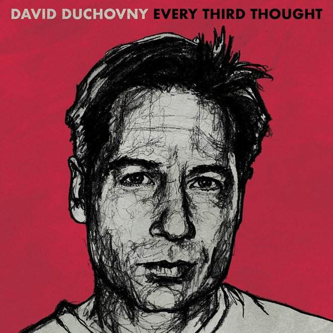 Review: David Duchovny — Every Third Thought by Laura Lariccia