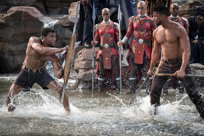 EU professor organizes Q&A, special viewing of 'Black Panther' by Erica Burkholder
