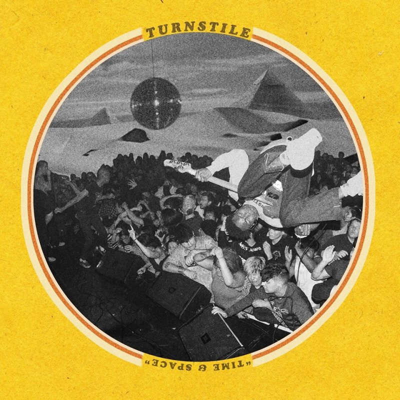 Review: Turnstile — Time & Space by Dakota Palmer