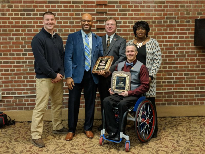 Martin Luther King Jr. awards handed out at luncheon  by Rick Chernicky