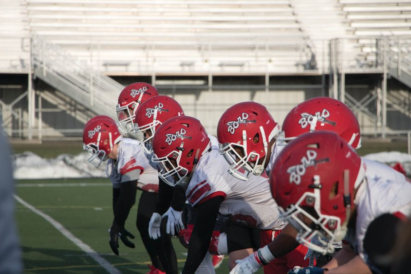 'Boro football holds high expectations as they begin spring ball by Madi Gross