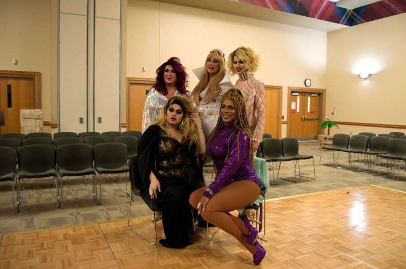 'Boro gets fierce at second annual drag show  by Livia Homerski and Courtney Allen