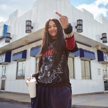 Review: Princess Nokia — A Girl Cried Red by Livia Homerski