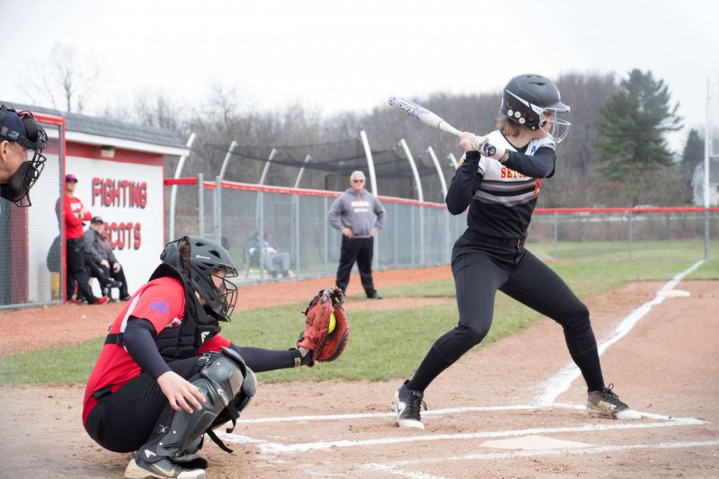 Softball swept in doubleheaders against Gannon, Seton Hill by Chris Rosato Jr.