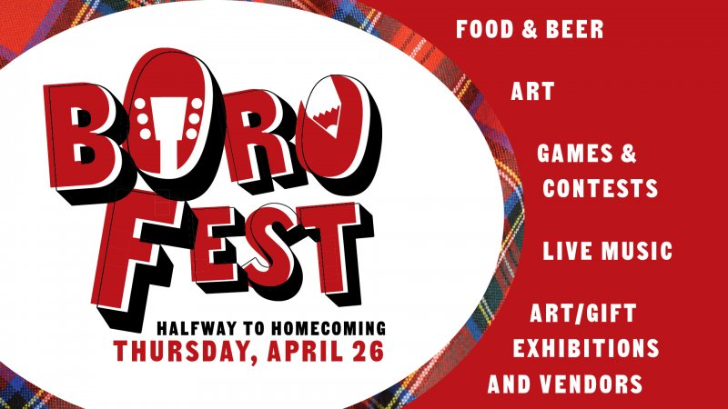 Edinboro welcomes spring and new community festival by Nathan Hirth
