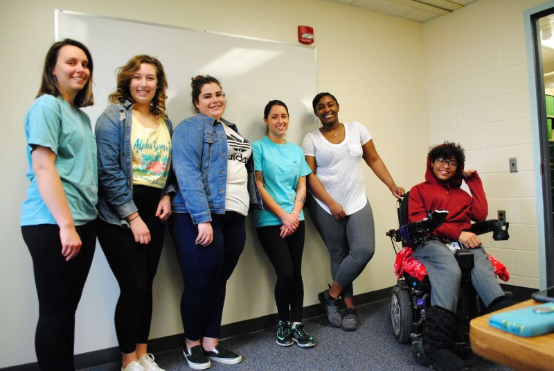 More than an assignment: Students help Edinboro alum by Nathan Hirth