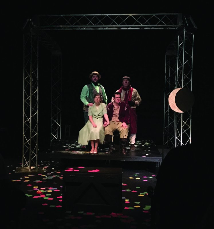 'The Fantasticks' makes its 'Boro debut by Livia Homerski
