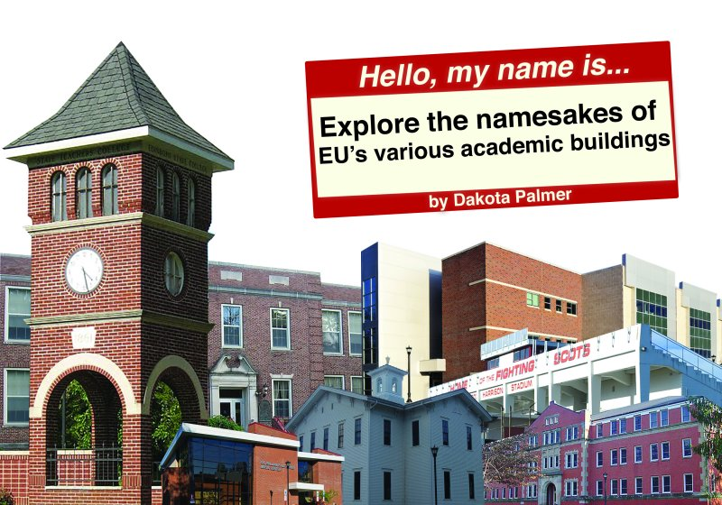 Explore the namesakes of EU's various academic buildings by Dakota Palmer