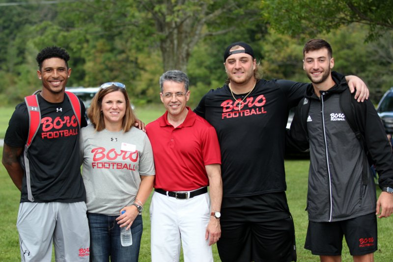 Robbins hits the ground running in new position as Edinboro Interim Athletic Director by Chris Rosato Jr.