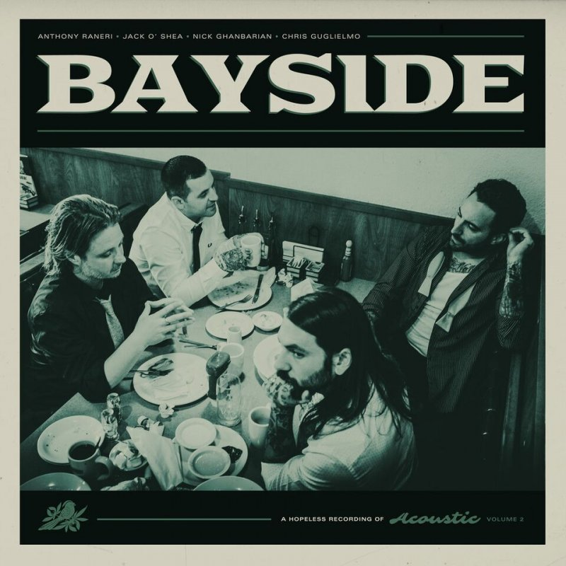 Review: Bayside — Acoustic Volume 2 by Madi Gross