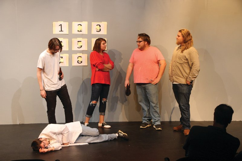 'One Act Roulette' starts homecoming weekend, shows off student talent by Amber Chisholm