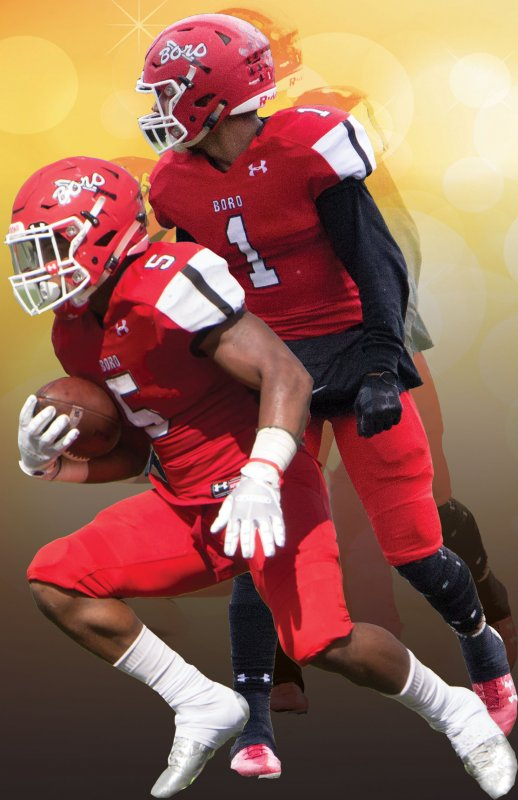 Record day for Edinboro football in 56-12 victory by Chris Rosato Jr.