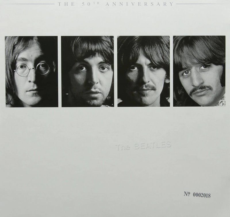 Review: The Beatles — White Album, 50th Anniversary Edition by Livia Homerski