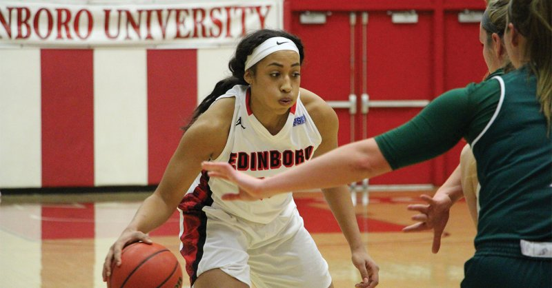 Women open PSAC play with win, loss by Madi Gross