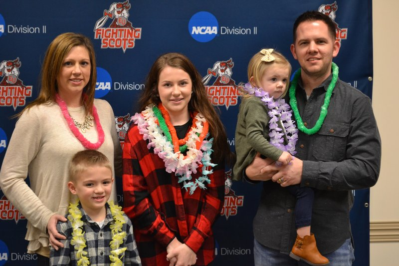 Make-a-Wish and Edinboro University grant a Hawaiian excursion  by Amber Chisholm
