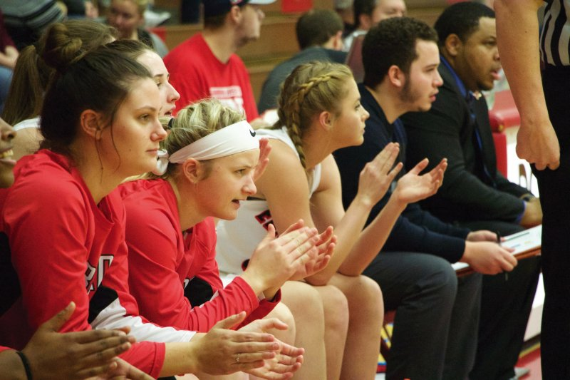 Women's hoops to continue play post-season by Madi Gross