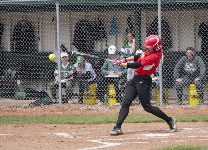 Potent offense, shutdown pitching lead softball by Chris Rosato Jr.
