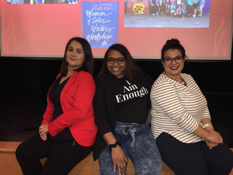 'I Am Enough': Panel discusses intersectionality and living as women of color by Anisa Venner-Johnston